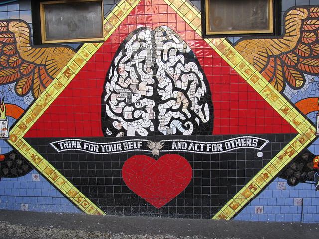 Notting Hill street art