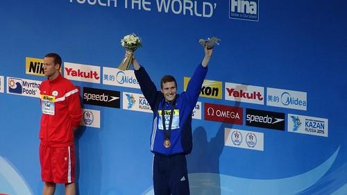 Pál Joensen bronze at Istanbul 2012