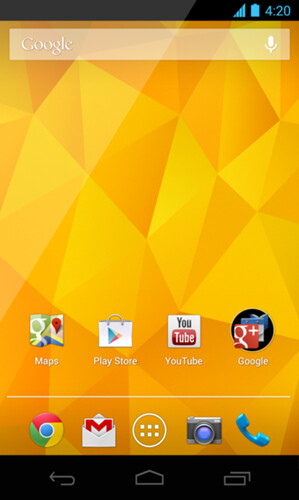 Diccionario Android — Android 4.2 Jelly Bean