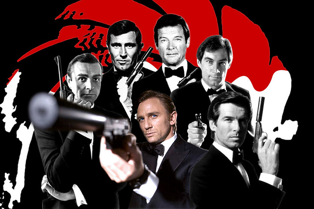daniel-craig-with-james-bond-007-collage