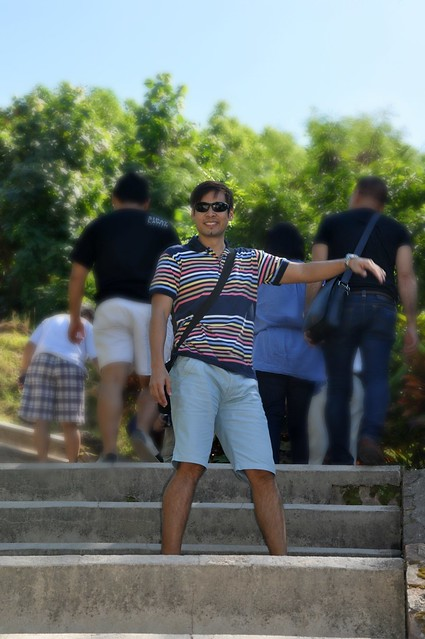 Manuever: The spontaneity of Joshua Zamora