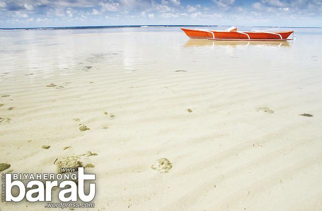 White sand Puraran Beach in Catanduanes Bicol