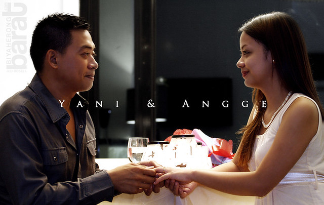 Yani and Angge engagement ring antipolo city 7 suites
