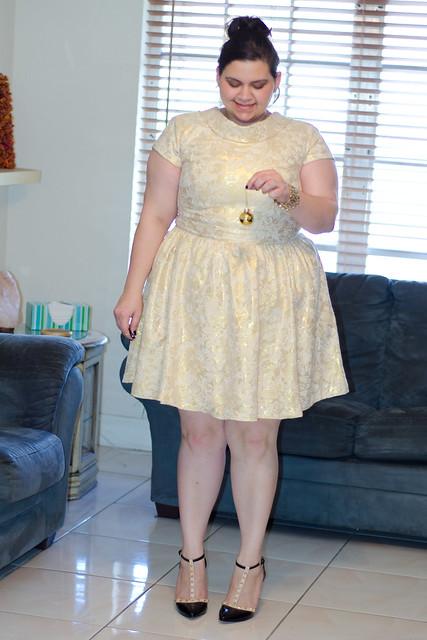 Eshakti Dress, Sole Society Shoes