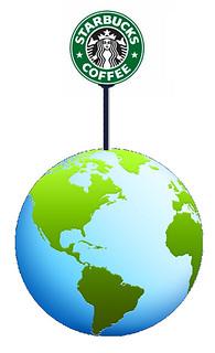 Starbucks Plans World Domination