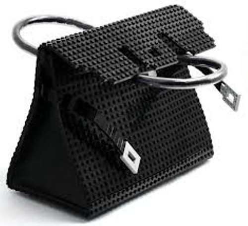 Hermes Birkin Bag Made of Lego
