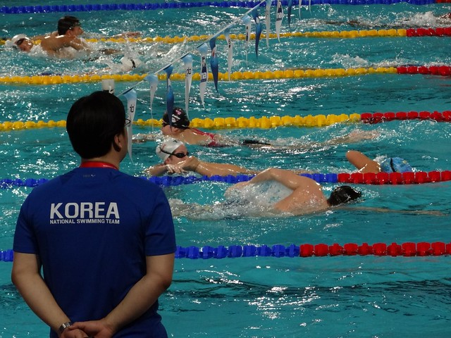 Korea at the Istanbul 2012 World Champs