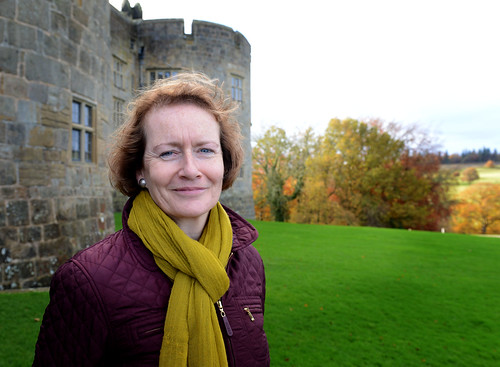 Dame Helen Ghosh, Day 1 at Chirk Castle