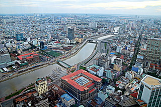 HCMC from Saigon Skydeck by simmogem, on Flickr