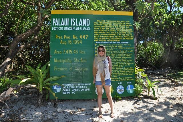 Palaui Island Protected Landscape and Seascape