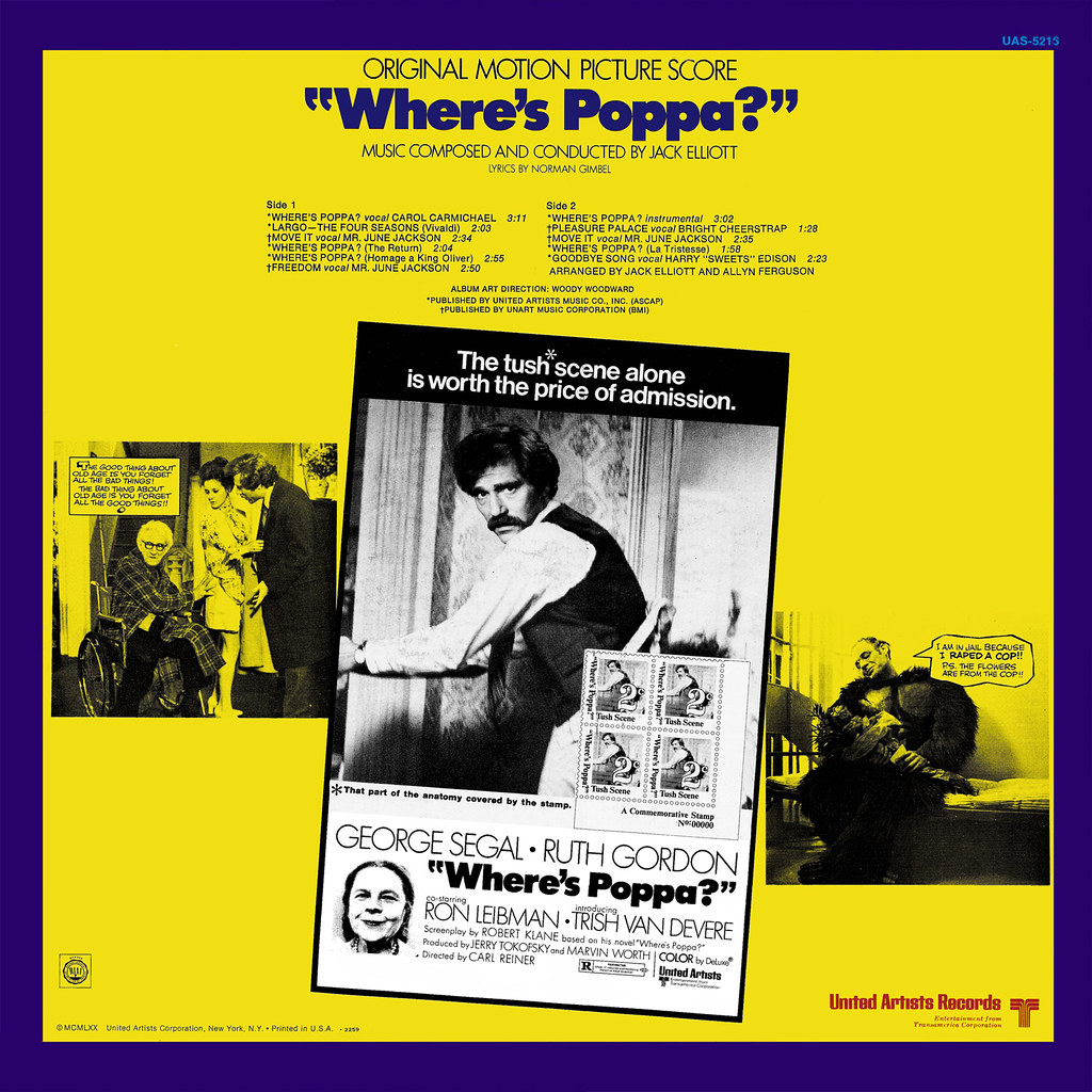 Jack Elliott - Where's Poppa?
