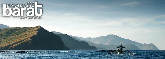 boat to nagsasa cove san antonio zambales