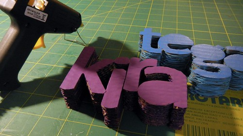 3D Name Plate 21