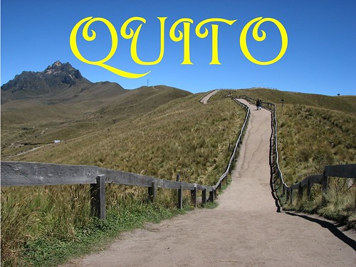 Quito was established as the capital of Ecuador on December 6, 1534
