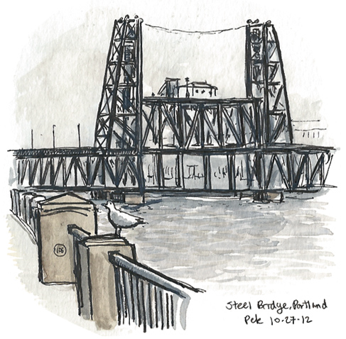 pdx steel bridge