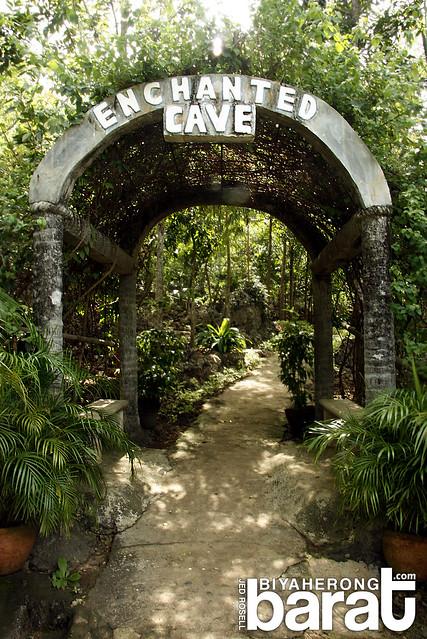 Enchanted Cave in Bolinao Pangasinan