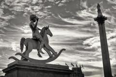 4th Plinth Trafalgar Square, London