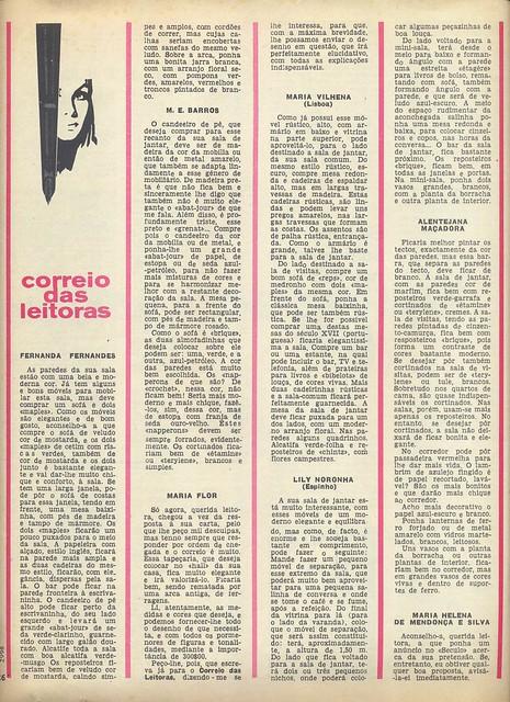 Modas e Bordados, Nº 2998, Julho 23 1969 - 25 by Gatochy