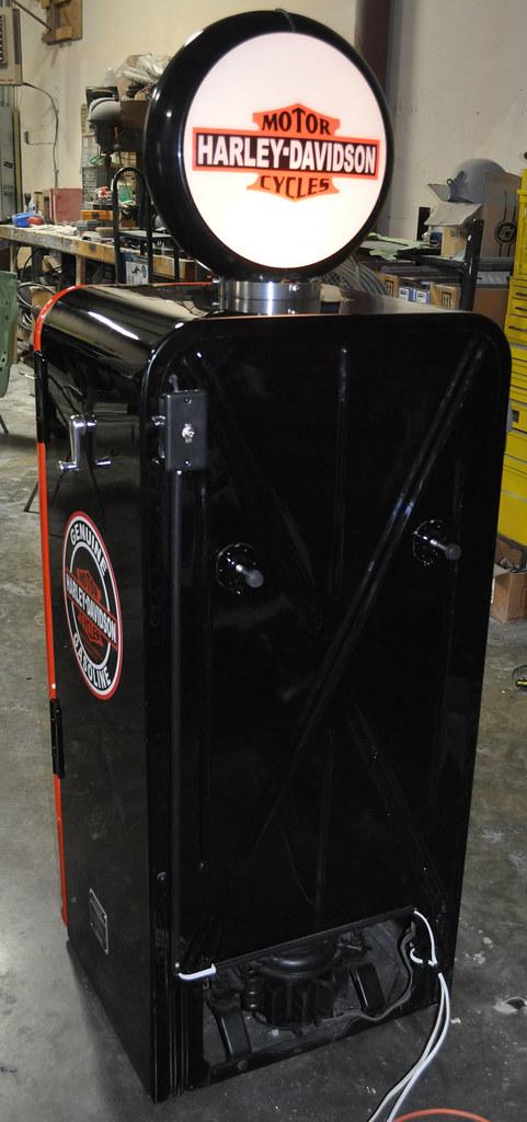 rocking chairs target chair rental tucson harley davidson gas pump kegarator clean cut creations vintage auto works