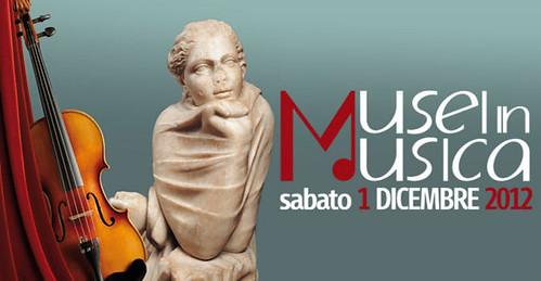 MUSEI  IN MUSICA 2012 [PROGRAMMA] (1/2)