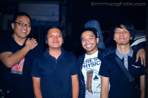 Stonefree + Discoball at 70's Bistro - Nov. 14, 2012