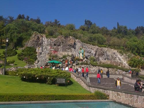 Santuário de Guadalupe by jailsonrp