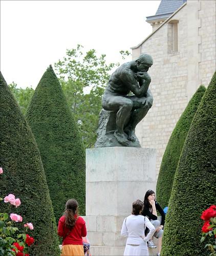 Thinkers ~ Musée Rodin ~ Paris ~ MjYj by MjYj