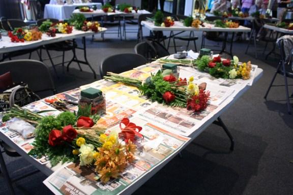 floral design class