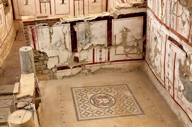 Terrace house in Efes