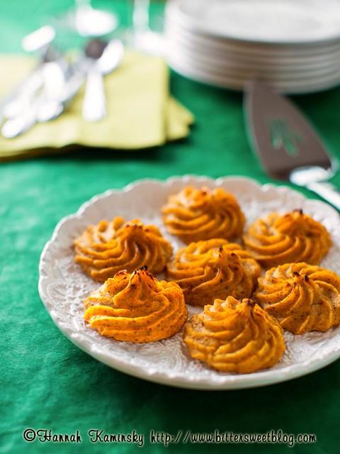 Butternut Potato Puffs | Thanksgiving Side Dishes | Best Thanksgiving Side Dishes Recipes