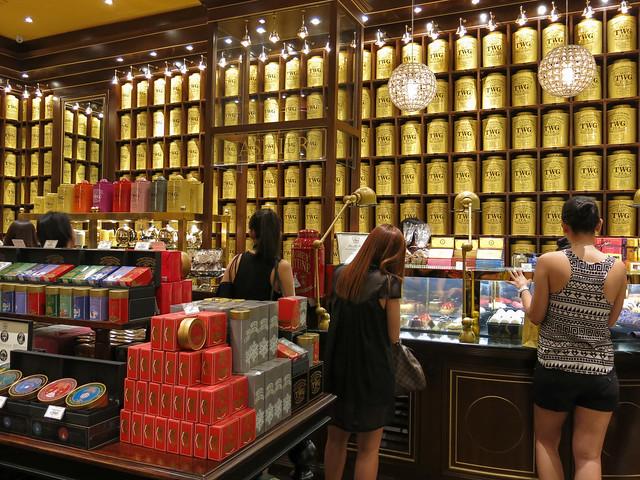 Inside TWG Tea