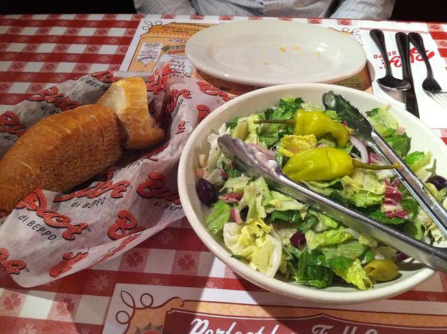 Buca di Beppo Mixed Green Salad