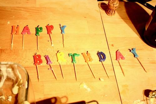 Jen's Birthday Party