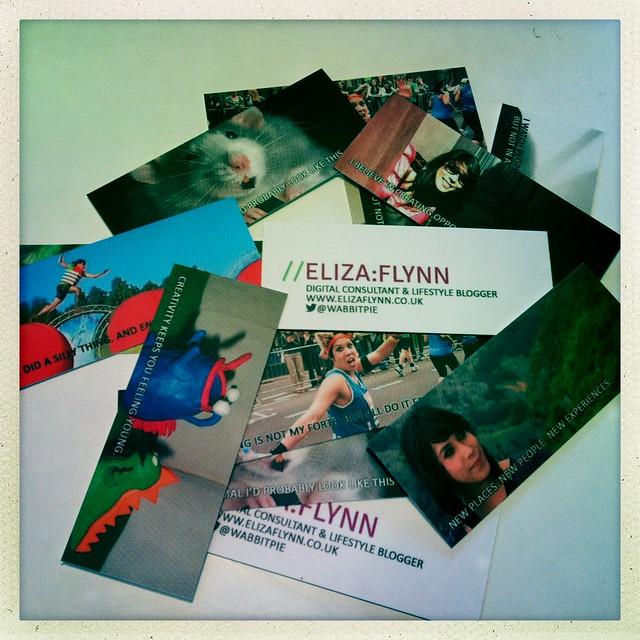 Eliza Flynn Business Cards