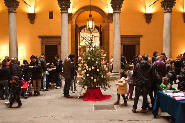Natale a Palazzo Strozzi