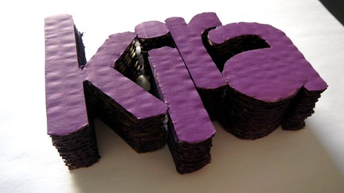 3D Name Plate 25