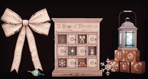 Advent Calender @ Trompe Loeil