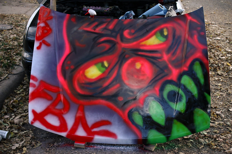 Graffiti Hood