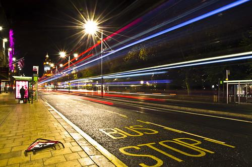 Bus Stop Trails 4 November 2012