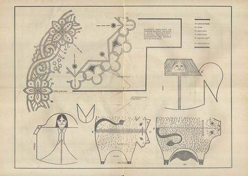 Modas e Bordados, Nº3226, 5 Dezembro 1973 - 38