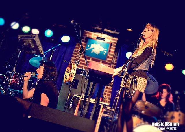 The Mynabirds @ Blueberry Hill