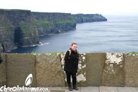 Irlanda - Acantilados de Moher ( Cliffs of Moher) Agosto 2012