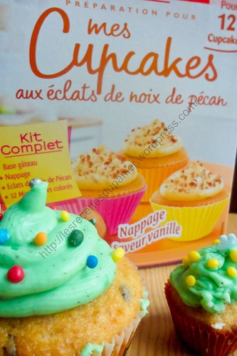 Cupcake Francine