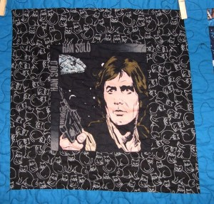 Star Wars, Return of the Quilt