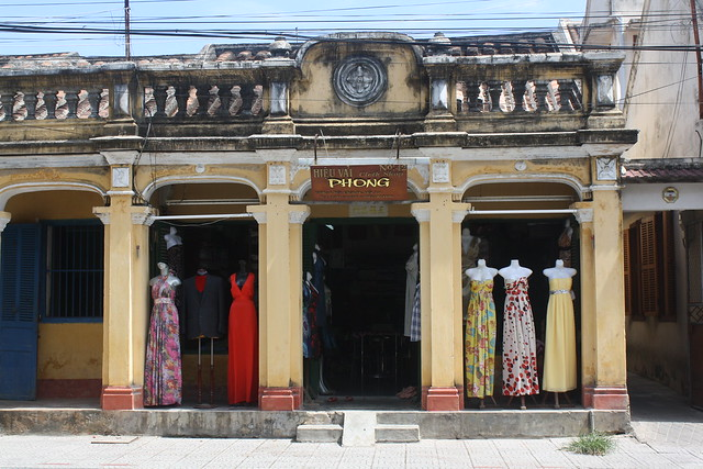 Tailor Shop in Hoi An, Vietnam
