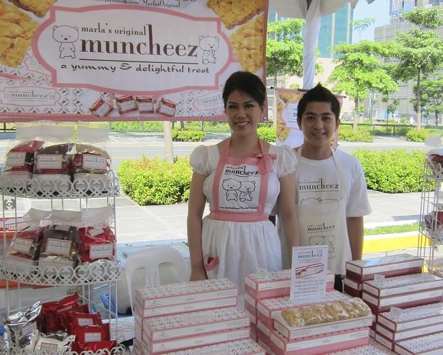 Muncheez @ Morning Mercato