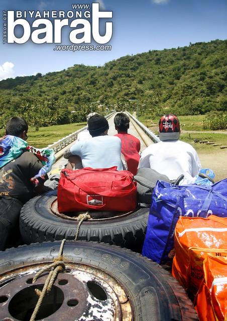Jeep to Baras Puraran Catanduanes Bicol