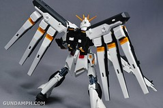 Robot Damashii Nu Gundam & Full Extension Set Review (72)