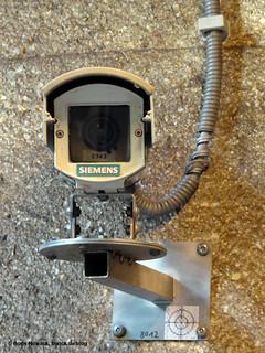 Siemens-Überwachungskamera