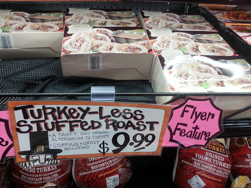 Trader Joe's Turkeyless Roast